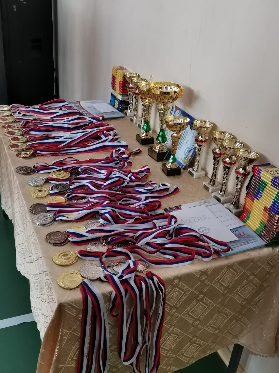 Краевые соревнования по спортивному туризму
